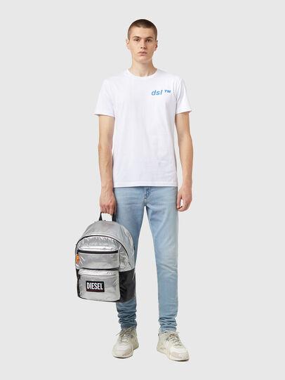Diesel - T-DIEGOS-B5, White - T-Shirts - Image 4