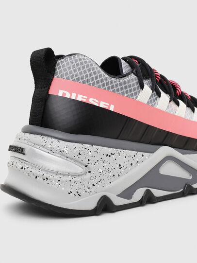 Diesel - S-HERBY SB, Gray/Black - Sneakers - Image 6