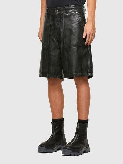 Diesel - P-SHANTY, Black - Pants - Image 5