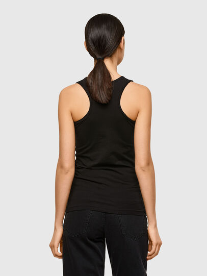 Diesel - T-BRAIDEN, Black - T-Shirts - Image 2