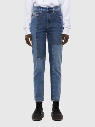 D-Eiselle JoggJeans 009KP, Light Blue - Jeans