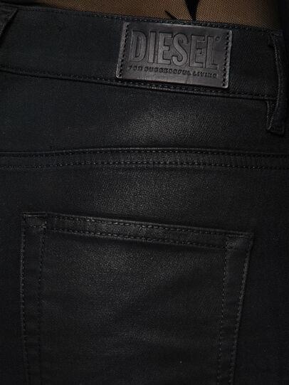 Diesel - D-Ollies JoggJeans 069RK, Black/Dark grey - Jeans - Image 6