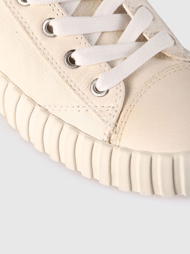 Diesel - S-EXPOSURE CMC W, White - Sneakers - Image 4