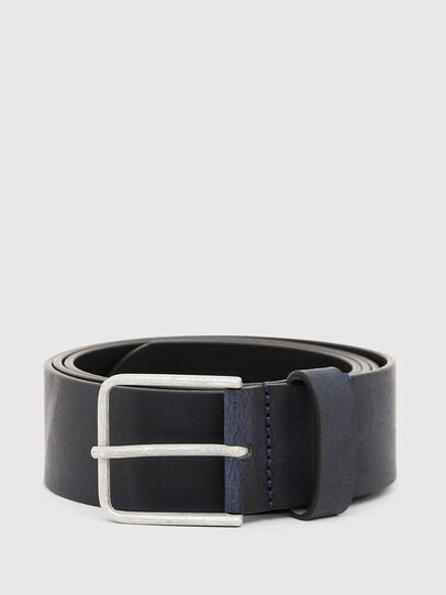 Diesel - B-TIN, Blue - Belts - Image 1