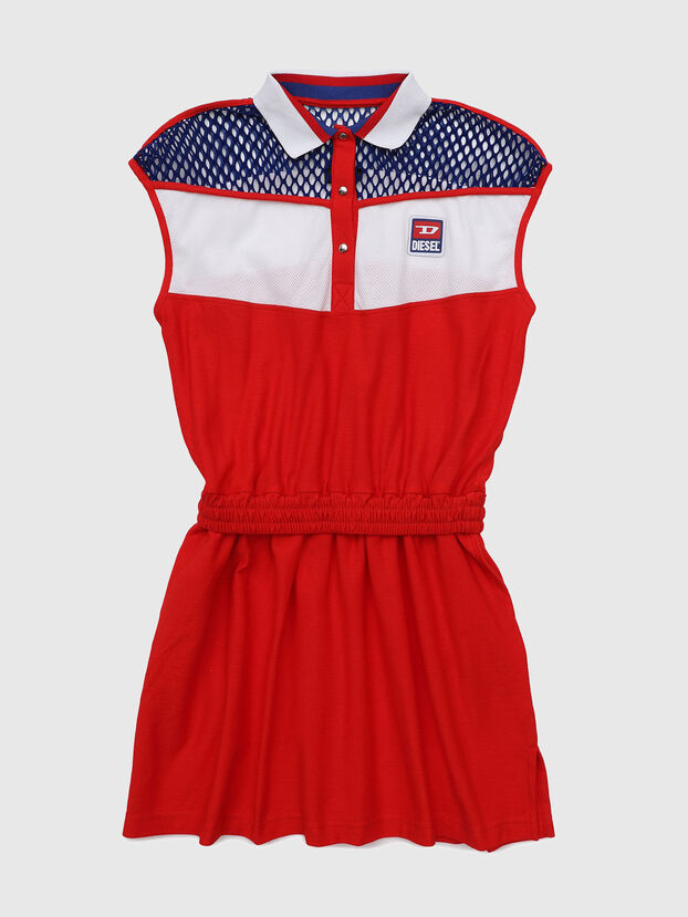 DREIA, Red/White - Dresses