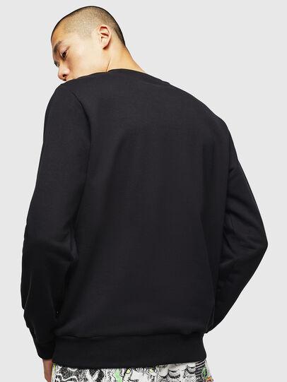 Diesel - S-GIRK-J3, Black - Sweaters - Image 2