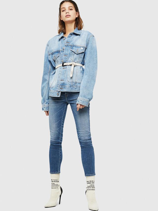 Diesel - Babhila 086AP, Medium blue - Jeans - Image 6