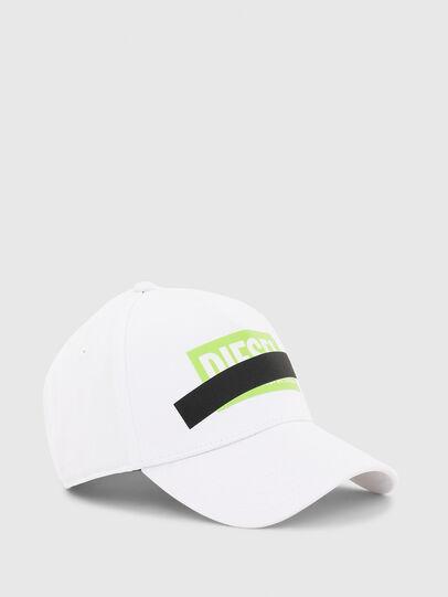 Diesel - CIRIDE-M, White - Caps - Image 1