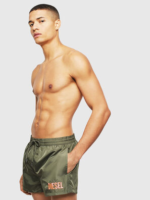 BMBX-SANDY 2.017, Olive Green - Swim shorts
