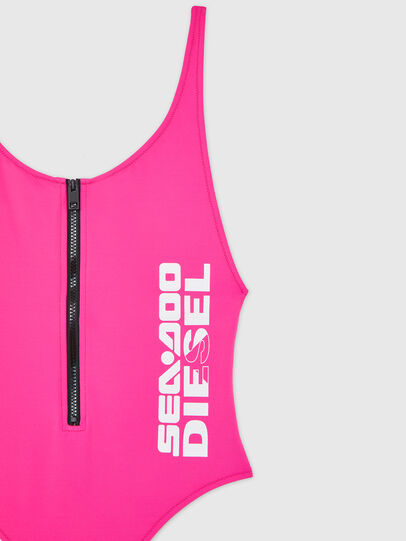 Diesel - BFSW-LIAZZYDOO, Pink - Swimsuits - Image 3