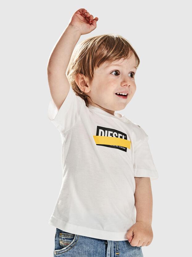 TJUSTDIXB, White - T-shirts and Tops