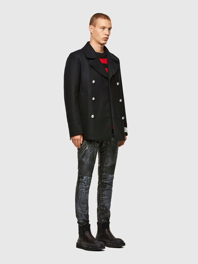 Diesel - W-BOND, Black - Winter Jackets - Image 6