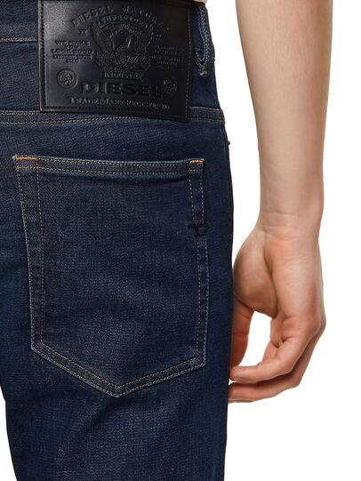 Diesel - D-Amny JoggJeans® Z69VI, Dark Blue - Jeans - Image 4