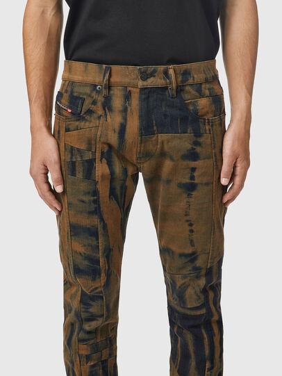 Diesel - D-Strukt 09B34, Black/Brown - Jeans - Image 3
