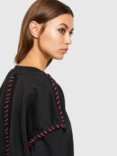 Diesel - F-TWISTER, Black - Sweaters - Image 3