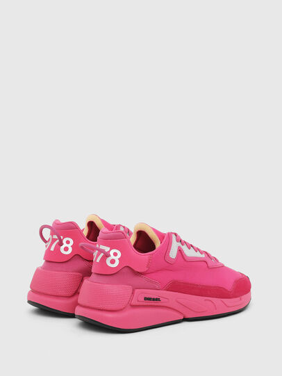 Diesel - S-SERENDIPITY LC W, Pink Fluo - Sneakers - Image 3
