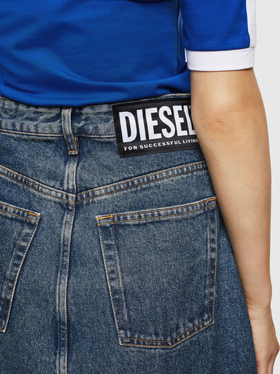 Diesel - DE-SHIRLEY,  - Skirts - Image 6