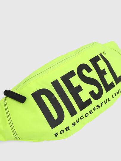 Diesel - BOLD MAXIBELT, Yellow - Bags - Image 5