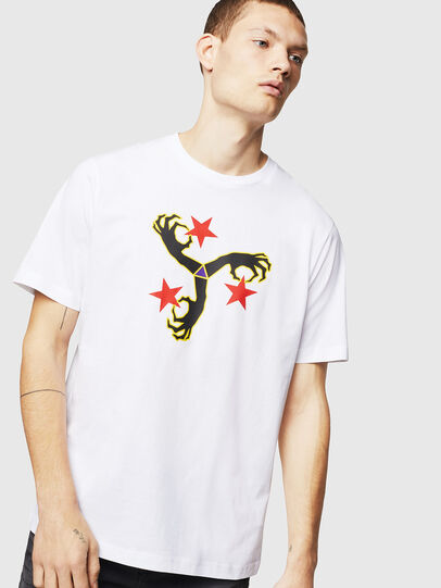 Diesel - T-JUST-A12,  - T-Shirts - Image 1