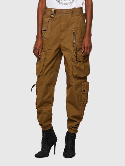Diesel - P-GAGE, Light Brown - Pants - Image 2