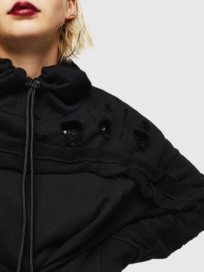 Diesel - D-ILSE-ROUCHE-A, Black - Dresses - Image 3