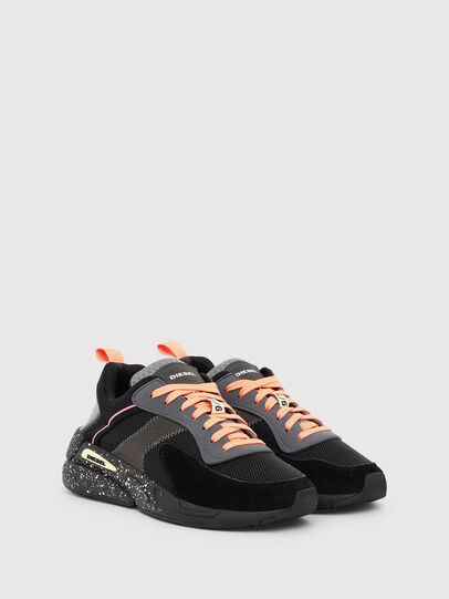 Diesel - S-SERENDIPITY LOW W, Black - Sneakers - Image 2