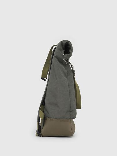 Diesel - BENTU, Olive Green - Backpacks - Image 3