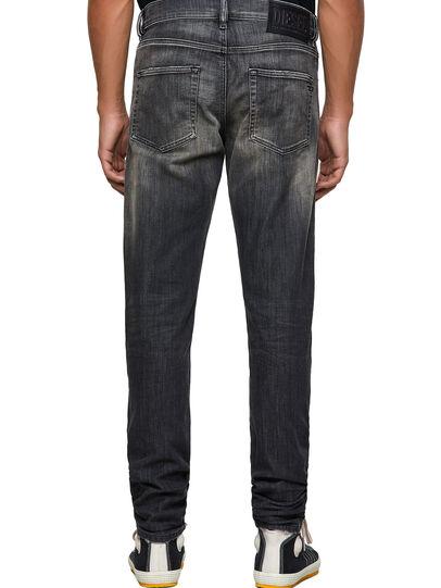Diesel - D-Strukt JoggJeans® 09B54, Black/Dark grey - Jeans - Image 2