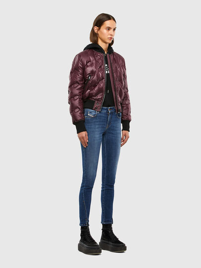 Diesel - W-AVALES, Plum - Winter Jackets - Image 6