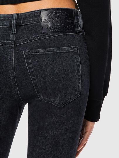 Diesel - Babhila 09A67, Black/Dark grey - Jeans - Image 3