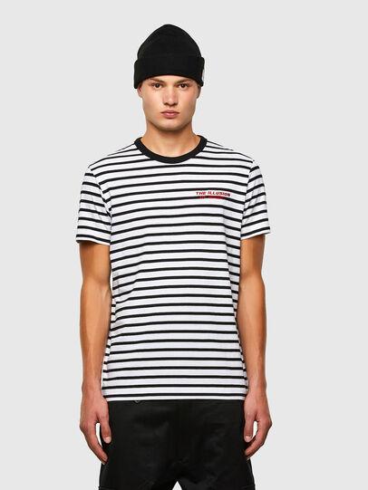 Diesel - T-DIEGOSCO, Black - T-Shirts - Image 1