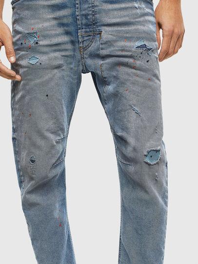 Diesel - Narrot 009BN, Medium blue - Jeans - Image 5