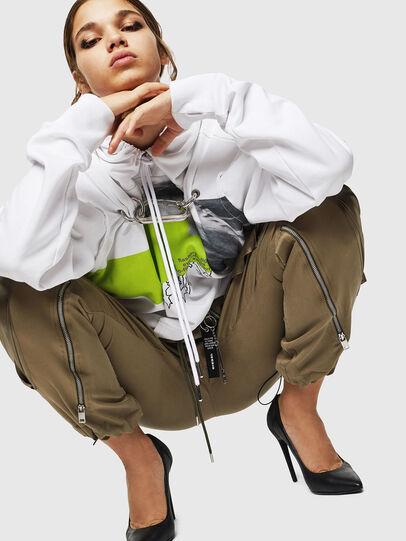 Diesel - P-LEX, Military Green - Pants - Image 4