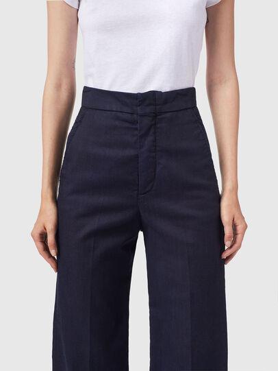 Diesel - D-Ebbey JoggJeans® 0CEAT, Dark Blue - Jeans - Image 3