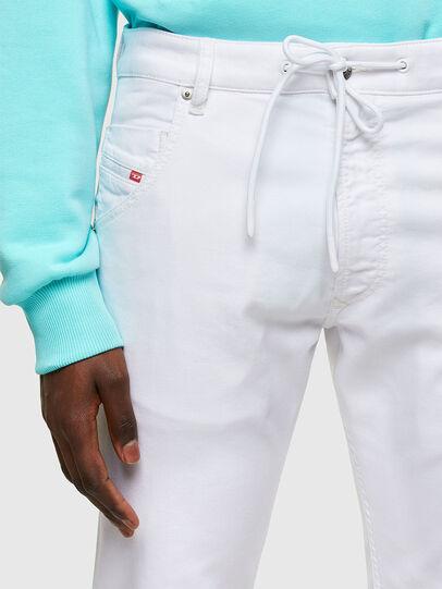 Diesel - Krooley JoggJeans® 0684U, White - Jeans - Image 4