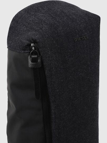 Diesel - D-SUBTORYAL DENIM MO, Blue Jeans - Backpacks - Image 4