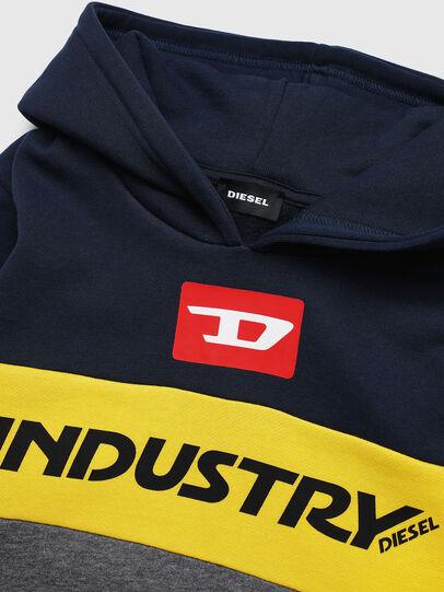 Diesel - UMLT-SBRANDON, Grey/Blue - Underwear - Image 3