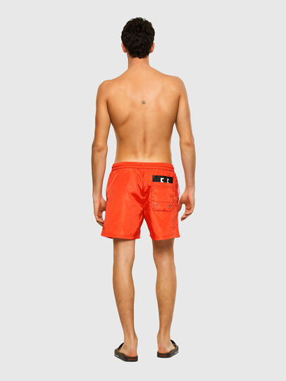 Diesel - BMBX-CAYBAY CALZONCI, Orange - Swim shorts - Image 2