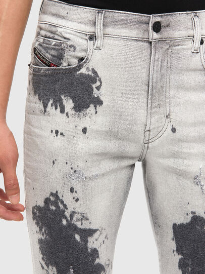 Diesel - D-Amny 009GM, Light Grey - Jeans - Image 3