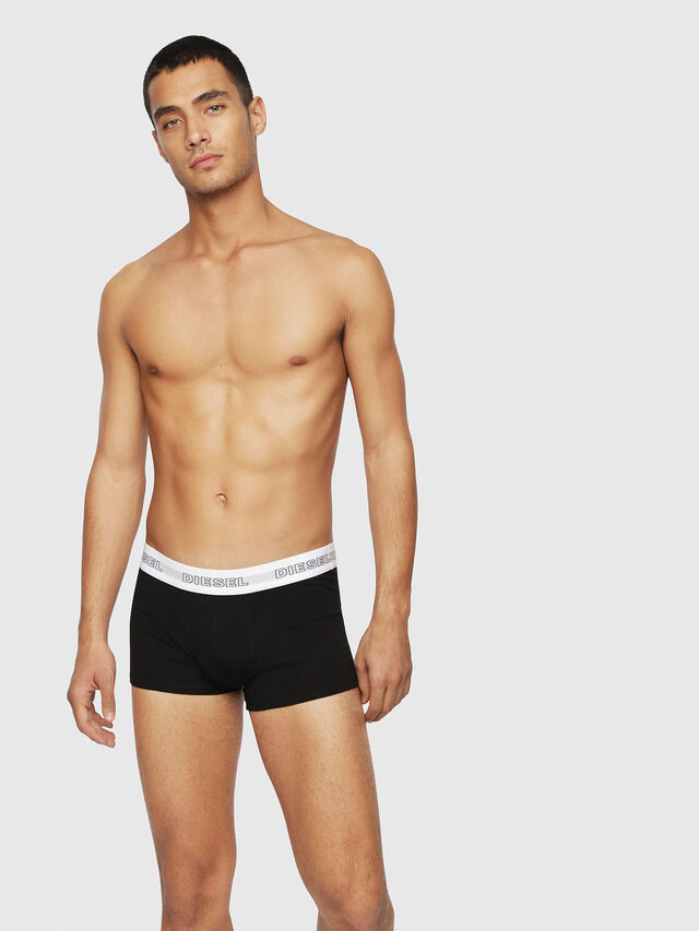 Diesel UMBX-KORYTHREEPACK, Grey/White - Trunks - Image 2