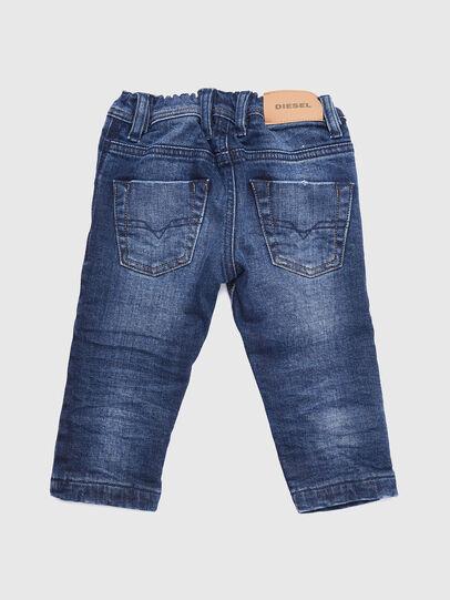 Diesel - KROOLEY-B-N F JOGGJEANS, Medium blue - Jeans - Image 2
