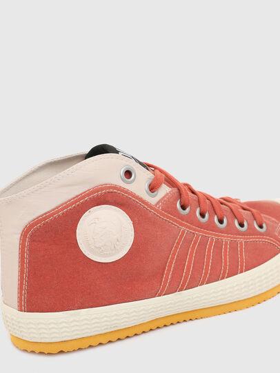 Diesel - S-YUK MC, Orange - Sneakers - Image 4