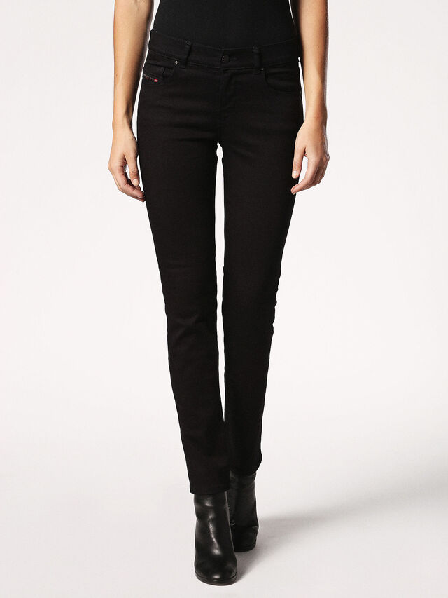 Diesel - Sandy 0800R, Black/Dark grey - Jeans - Image 2