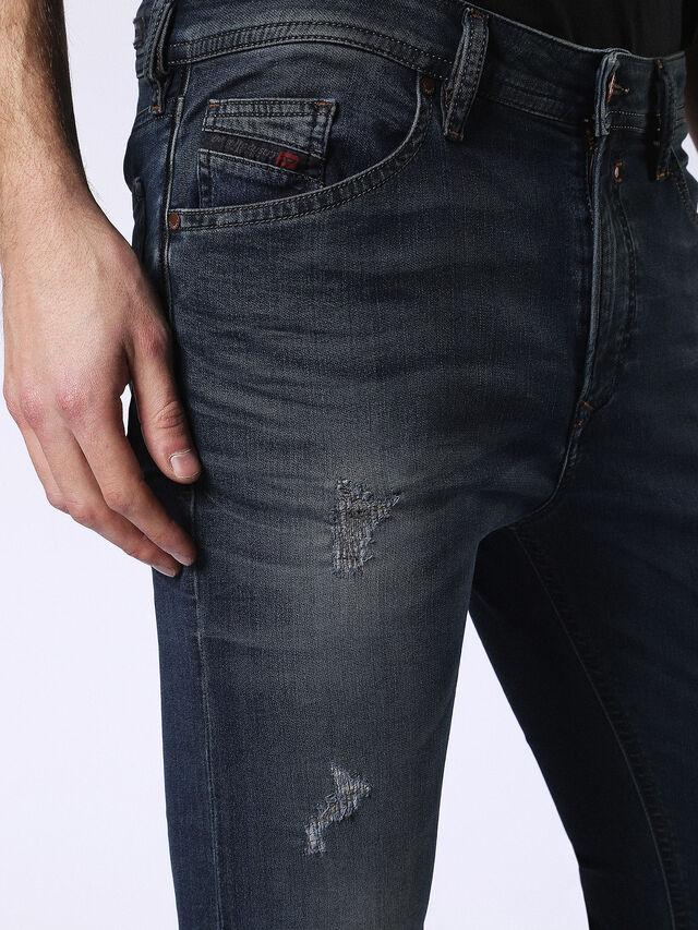 Diesel - Spender JoggJeans 0678L, Dark Blue - Jeans - Image 3