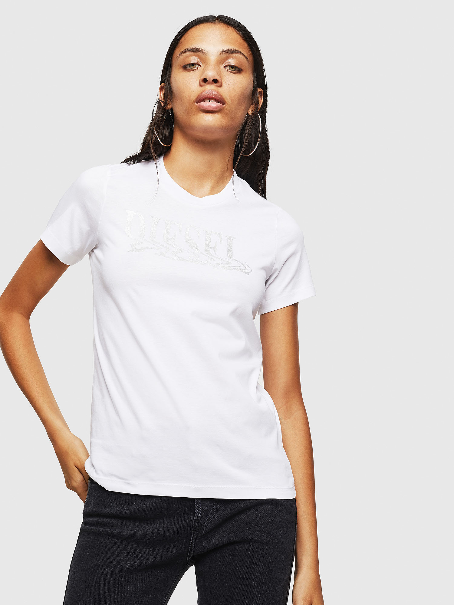 Diesel - T-SILY-WN,  - T-Shirts - Image 1
